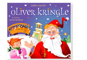 Oliver Kringle, illustrated by Laurie McAdam