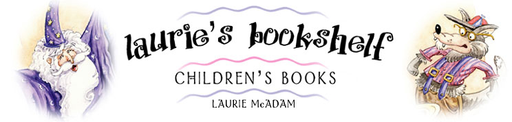 Laurie's Bookshelf: children's books