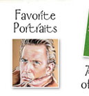 Favorite Faces by Laurie McAdam